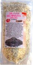 Himalaya zout - Zilver - grof - 1kg - Sal Plata del Himalaya Comestiele - Natuurlijk 100% ongeraffineerd