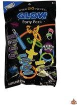 Glow Sticks Pakket - Glow in the dark - Breekstaafjes - Neon - Breaklights - Party