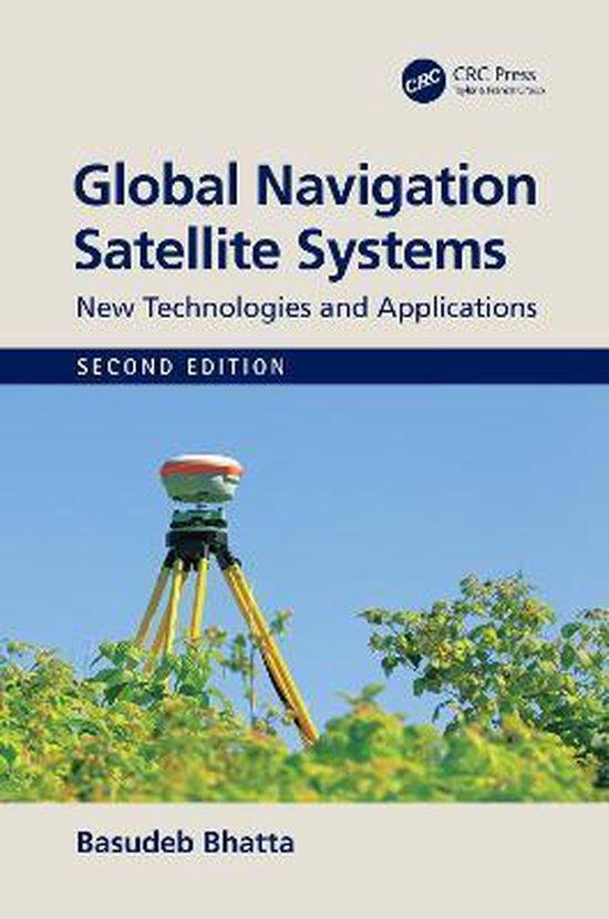 Boek cover Global Navigation Satellite Systems van Basudeb Bhatta (Hardcover)