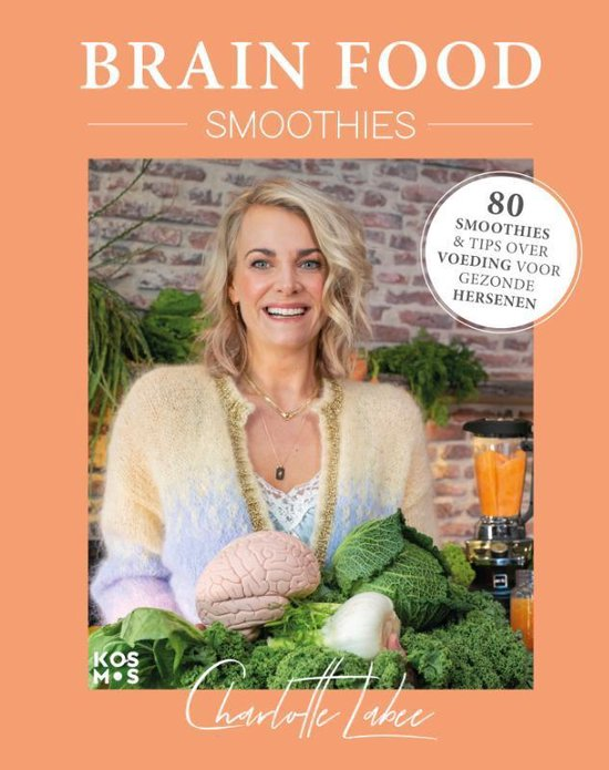Boek cover Brain Food Smoothies van Charlotte Labee (Hardcover)