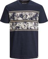 JACK&JONES JORSUNNYS TEE SS CREW NECK Heren T-shirt - Maat M