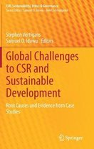 Global Challenges to CSR and Sustainable Development