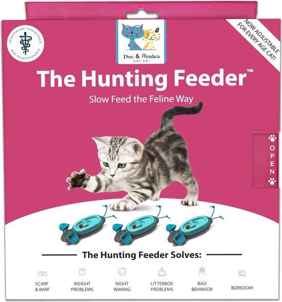 Doc & Phoebe's Indoor Hunting Feeder