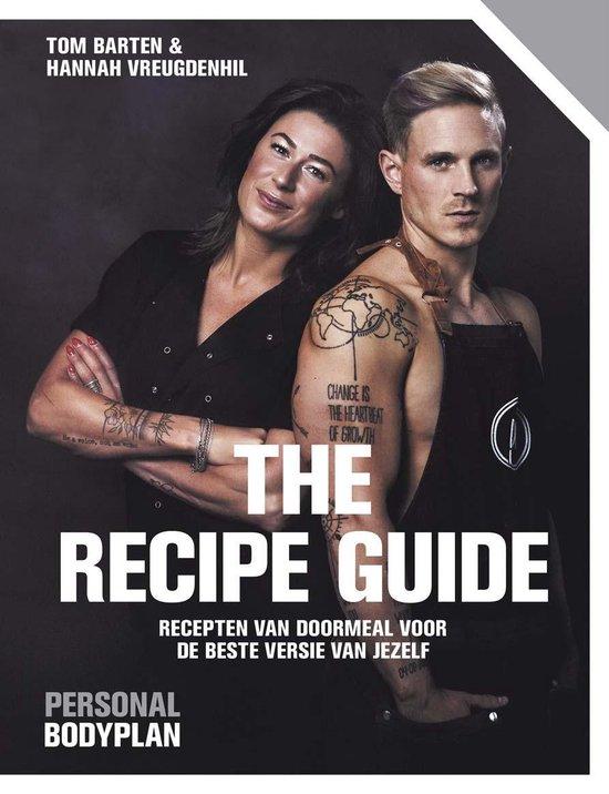 Boek cover Personal Body Plan - the recipe guide van Tom Barten (Paperback)