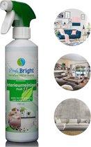 ProfiBright - Consument - Interieurreiniger Profi11 - Interieur - Kunststof - Fris van geur - Dierproefvrij - kant & klaar - 500 ml