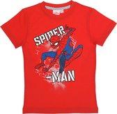 T-shirt Spider-Man maat 122/128