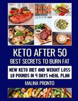 Keto After 50: Best Secrets To Burn Fat