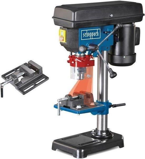 Scheppach DP16VLS - Kolomboormachine - 500W