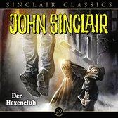 Omslag John Sinclair - Classics, Folge 29: Der Hexenclub