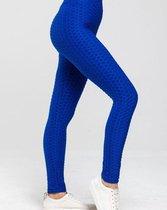 - Nieuw - Premium Anti Cellulitis Legging - Anti Cellulite legging - Maat XL Sport - Yoga - Dans - Push up - Absorberend - Afslank - Elastisch - Luxe - Mode trend - Fitness - High Waist -
