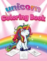 Unicorn Coloring Book for Kids Ages 4-8: (Coloring Books for Kids)