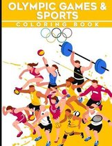 Olympic Games & Sports: Coloring Book