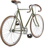 Cheetah Prey 1sp Olive green 59 fixed gear /Single speed bike