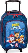 PAW Patrol Trolley Squad 42 x 32 x 16/21 cm - Blauw