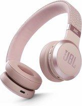 JBL LIVE 460NC Roze - Wireless On-Ear koptelefoon