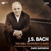 J.S. Bach: The Well-tempered Clavier (5CD)
