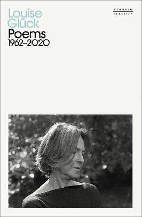 Boek cover Poems van Louise Gluck (Hardcover)