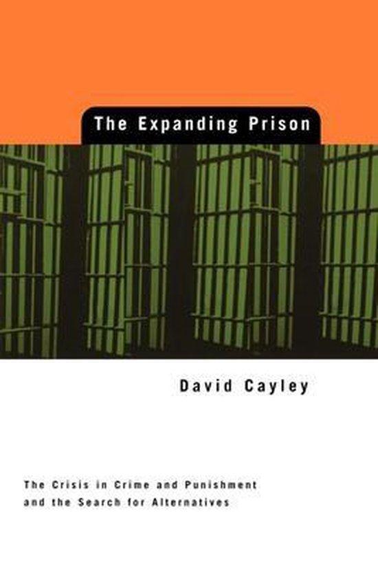 Boek cover Expanding Prison van David Cayley (Paperback)