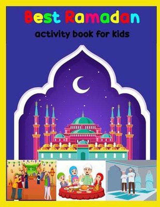 best ramadan activity book for kids
