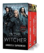 The Witcher Stories Boxed Set