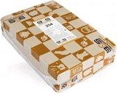 Boetseerklei G&S 254 - Klei - Fijn chamotte - blok klei van 10 kg - wit