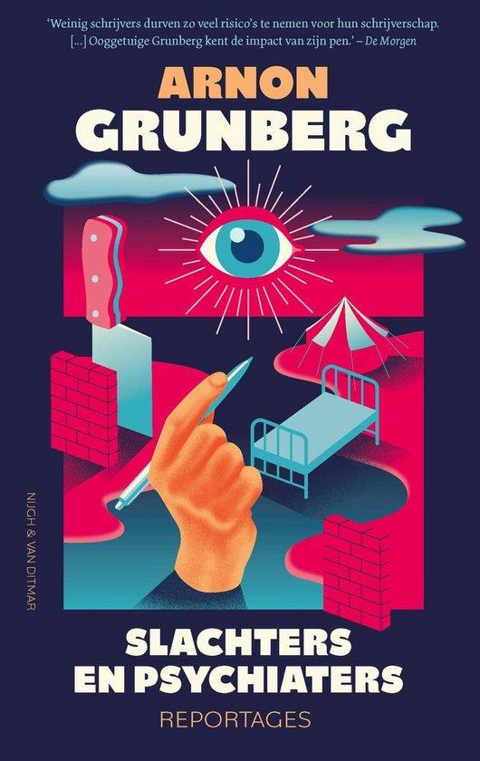 Boek cover Slachters en psychiaters van Arnon Grunberg (Onbekend)