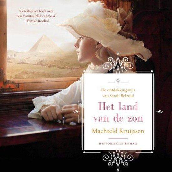 Boek cover Het land van de zon van Machteld Kruijssen (Onbekend)