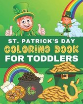 St. Patrick's Day Coloring Book for Toddlers