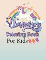 Unicorn Coloring Book for Kids,