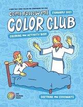 Come Follow Me Color Club - January 2021