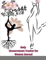 Body Measurement Tracker for Women Journal