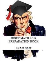 HiSET Math 2021 Preparation Book