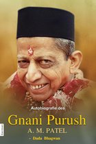 Omslag Autobiografie des Gnani Purush A.M. Patel