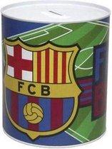 Fc Barcelona Spaarpot 15 x 10 cm - FCB - Voetbal - Grote Spaarpot