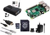 Raspberry Pi 4 - 4Gb - Fan kit - 2019 - standaard inclusief heatsinks, ventilator en 3A voeding