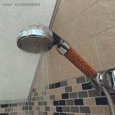 Douche filter - Daily Accessoires - Water filter - Shower filter - Douchekop filter - Douchekop - Ionische douchekop - Waterbesparende douchekop - op elke slang aan te sluiten