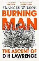 Boek cover Burning Man van Frances Wilson