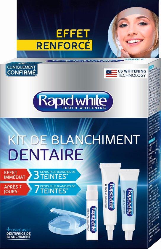 Rapid White Bleaching Power Set