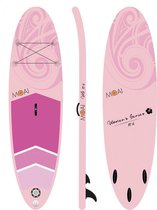 MOAI 10.6 Roze - All-Round SUP - Compleet