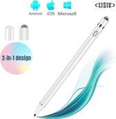 Lisiv stylus pen - Active Stylus Pencil Nieuwste Generatie - Stylus pen tablet - Stylus pen smartphone - Styluspennen - Alternatief Apple Pencil - Geschikt voor Android / IOS / Windows / Tablets en Telefoons - Handdetectie -2021
