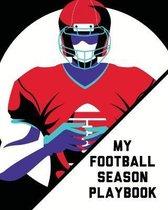 My Football Season Play Book