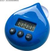 Douche timer - Douchewekker - Timer voor de douche - Water besparend - Tijd besparend - Showertimer - Douche wekker - Douche klok - Douche timer digitaal - Spatwaterdichte timer -
