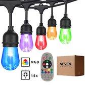 Seventh Studio - Lichtsnoer buiten - LED - RGB - LED lights