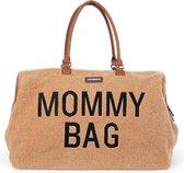 Mommy Bag Groot - Teddy - Beige