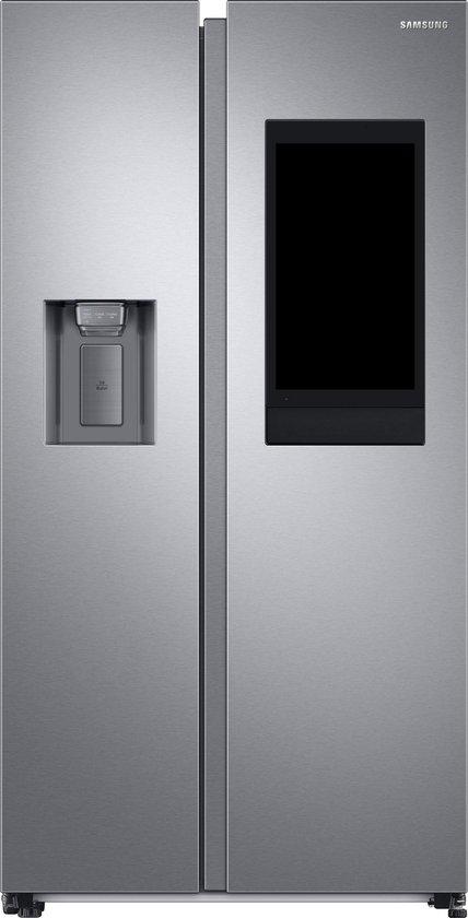 Koelkast: Samsung RS6HA8891SL/EF - Family Hub - Amerikaanse koelkast, van het merk Samsung