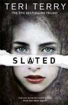 Omslag SLATED Trilogy: Slated