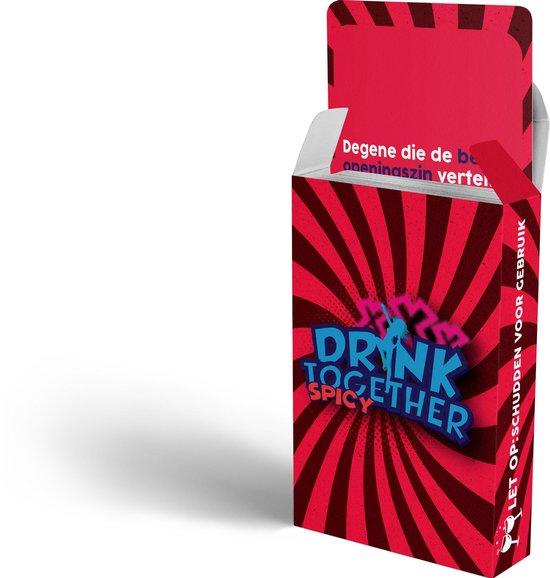 Afbeelding van het spel DrinkTogether - Spicy - Drankspel