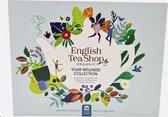 Theegechenk Limited Edition  – Welness Tea collectie - Thee cadeau – Thee geschenkset -  48 theezakjes – 6 verschillende theesmaken