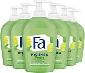 Fa Liquid Soap handzeep Hygiene&Fresh 6x 250ml - Voordeelverpakking