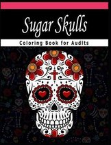 Sugar Skull Coloring Books for Adults